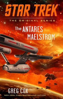 STAR TREK -  THE ANTARES MAELSTROM