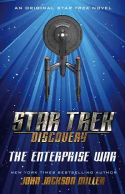 STAR TREK -  THE ENTERPRISE WAR -  STAR TREK DISCOVERY