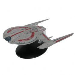 STAR TREK -  USS SHENZHOU NCC-1227 (MAGAZINE ET FIGURE) 1