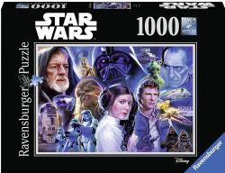 STAR WARS -  ÉDITION LIMITÉE 2 (1000 PIÈCES)