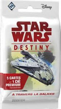 STAR WARS -  A TRAVERS LA GALAXIE -  STAR WARS DESTINY