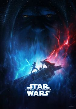 STAR WARS -  AFFICHE STAR WARS - « ONE SHEET » (56 CM X 86.5 CM) -  STAR WARS : L'ASCENSION DE SKYWALKER