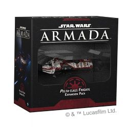 STAR WARS : ARMADA -  PELTA-CLASS FRIGATE - EXPANSION PACK (ANGLAIS)