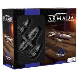 STAR WARS : ARMADA -  SEPARATIST ALLIANCE FLEET STARTER (ANGLAIS)