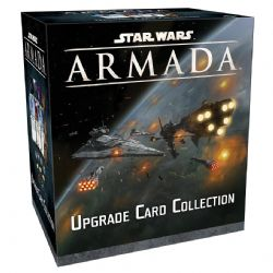 STAR WARS : ARMADA -  UPGRADE CARD COLLECTION (ANGLAIS)