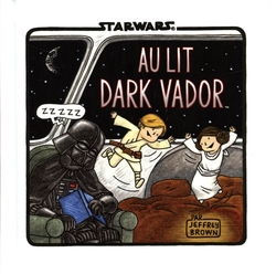 STAR WARS -  AU LIT DARK VADOR