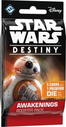 STAR WARS -  AWAKENINGS BOOSTER PACK (ANGLAIS) -  STAR WARS DESTINY