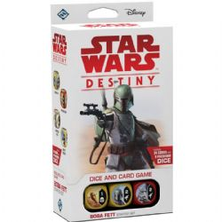 STAR WARS -  BOBA FETT STARTER SET (ENGLISH) -  STAR WARS DESTINY
