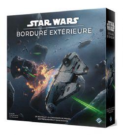 STAR WARS : BORDURE EXTÉRIEURE -  JEU DE BASE (FRANÇAIS)