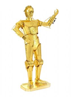 STAR WARS -  C-3PO - 2 FEUILLES