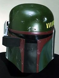 STAR WARS -  CASQUE DE BOBA FETT - ÉDITION DE COLLECTION