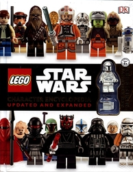 STAR WARS -  CHARACTER ENCYCLOPEDIA (UPDATED AND EXPANDED) -  LEGO STAR WARS