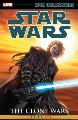 STAR WARS -  CLONE WARS TP -  LEGENDS - EPIC COLLECTION 03