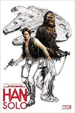 STAR WARS -  COLOR YOUR OWN HAN SOLO TP