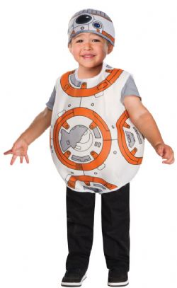 STAR WARS -  COSTUME DE BB-8 (ENFANT)