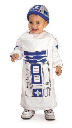 STAR WARS -  COSTUME DE R2-D2 (BÉBÉ & JEUNE ENFANT)