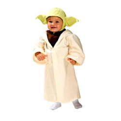 STAR WARS -  COSTUME DE YODA (BÉBÉ) -  STAR WARS