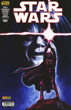 STAR WARS -  (COUVERTURE 1/2) 02