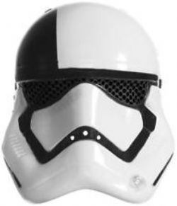 STAR WARS -  DEMI-CASQUE DE TROOPER EXECUTEUR