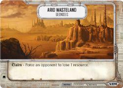 STAR WARS DESTINY -  ARID WASTELAND - GEONOSIS -  LEGACIES