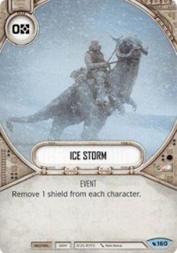 STAR WARS DESTINY -  ICE STORM -  LEGACIES