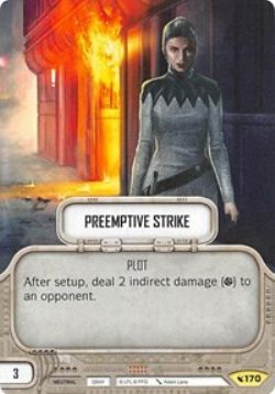 STAR WARS DESTINY -  PREEMPTIVE STRIKE -  LEGACIES
