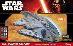 STAR WARS -  FAUCON MILLENAIRE 904 PIÈCES (TRÈS DIFFICILE)