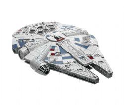 STAR WARS -  FAUCON MILLENIUM SNAP TITE 1/350 (NIVEAU 1)