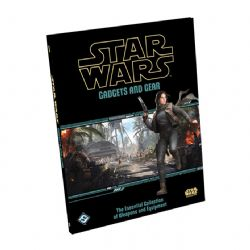 STAR WARS -  GADGETS AND GEAR (ANGLAIS) -  STAR WARS RPG