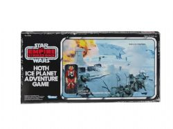 STAR WARS -  HOTH ICE PLANET ADVENTURE GAME (ANGLAIS)