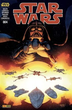STAR WARS -  LA FORTERESSE DE VADOR (COUVERTURE ALTERNATIVE 1/2) 04