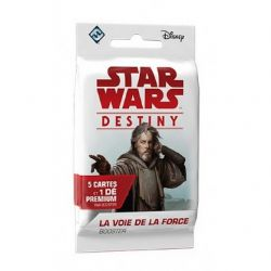 STAR WARS -  LA VOIE DE LA FORCE BOOSTER PACK (FRANÇAIS) -  STAR WARS DESTINY