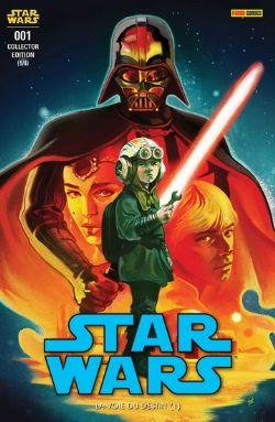 STAR WARS -  LA VOIE DU DESTIN (1) (COLLECTOR EDITION (1/4)) -  STAR WARS (2020) 01