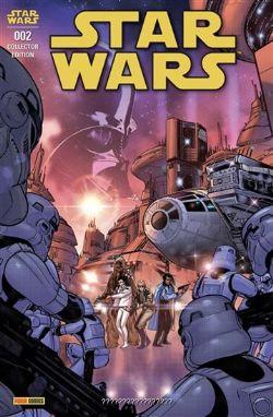 STAR WARS -  LA VOIE DU DESTIN (2) (COLLECTOR EDITION) -  STAR WARS (2020) 02