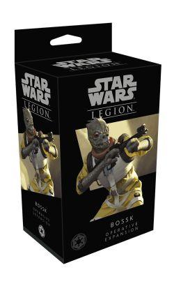 STAR WARS : LEGION -  BOSSK (ANGLAIS)