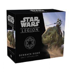 STAR WARS : LEGION -  DEWBACK RIDER (ANGLAIS)