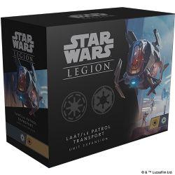 STAR WARS : LEGION -  LAAT / LE PATROL TRANSPORT (ANGLAIS)