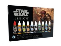 STAR WARS : LEGION -  REBEL PAINT SET