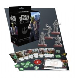 STAR WARS : LEGION -  REBEL TROOPERS - UPGRADE EXPANSION  (ANGLAIS)