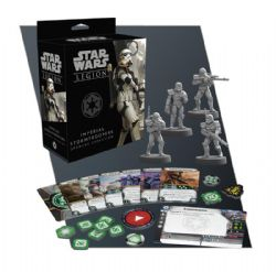 STAR WARS : LEGION -  STORMTROOPERS IMPÉRIAUX - UPGRADE EXPANSION (FRANÇAIS)