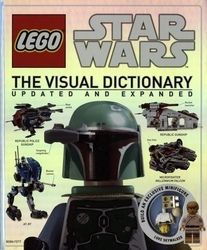 STAR WARS -  LEGO STAR WARS - THE VISUAL DICTIONARY (UPDATED AND EXPANDED) -  LEGO STAR WARS