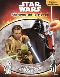 STAR WARS -  MAÎTRE DE LA FORCE - MES AUTOCOLLANTS AMUSANTS