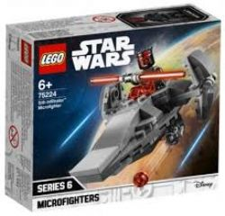 STAR WARS -  MICROVAISSEAU SITH INFILTRATOR (92 PIÈCES) 75224