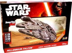 STAR WARS -  MILLENIUM FALCON 85 PIÈCES (FACILE)