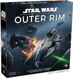 STAR WARS : OUTER RIM -  JEU DE BASE (ANGLAIS)