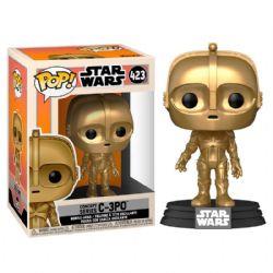 STAR WARS -  POP! BOBBLE-HEAD EN VINYLE DE C-3PO (10 CM) -  CONCEPT 423