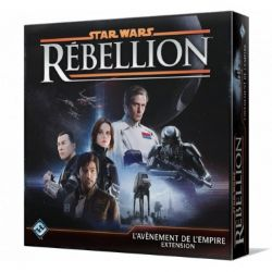 STAR WARS : REBELLION -  L'AVÈNEMENT DE L'EMPIRE (FRANÇAIS)