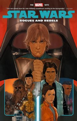 STAR WARS -  REBELS AND ROGUES TP 13