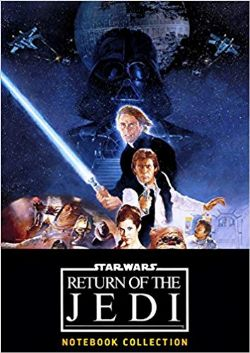 STAR WARS -  RETURN OF THE JEDI - NOTEBOOK COLLECTION (ENGLISH)