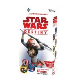 STAR WARS -  RIVAUX - SET DE DRAFT (FRANÇAIS) -  STAR WARS DESTINY